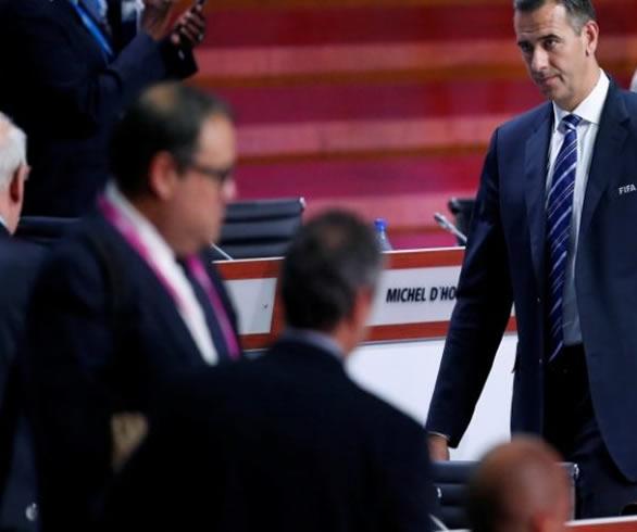 FIFA shkarkon Sekretarin e Përgjithshëm