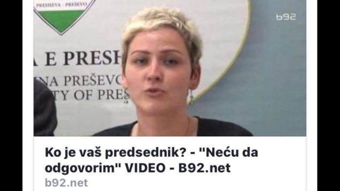 Pse ish kryetarja e Presheves u distancua nga deklaratat e Jonuz Musliut për bashkim me Kosovën dhe se krytar i ynë nuk është Vucic  por